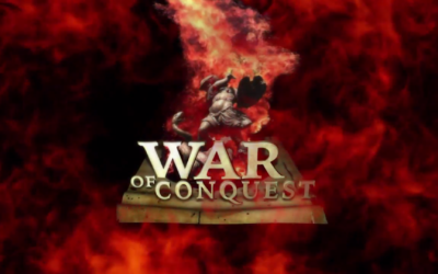 War of Conquest teaser video and Kickstarter launch date!
