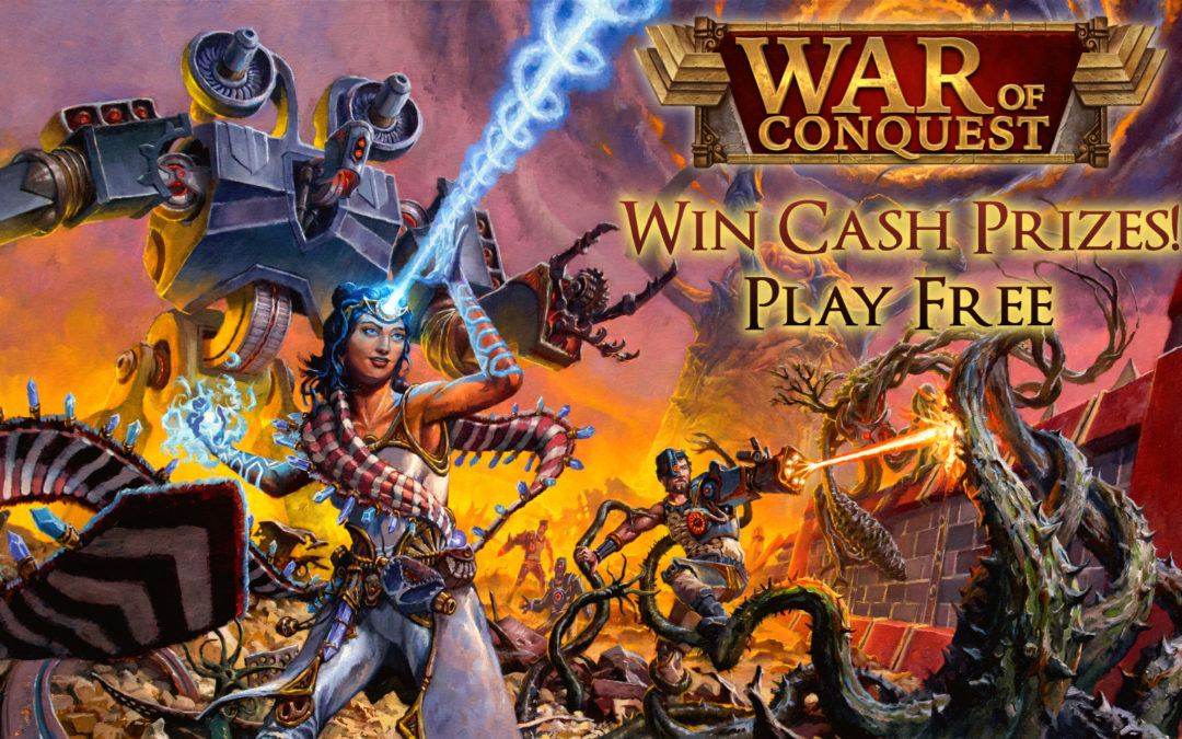Cash Prizes and Mobile Launch